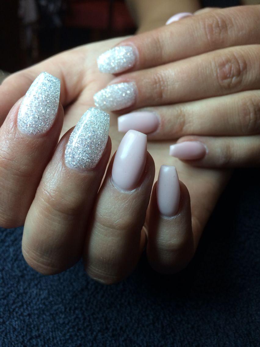 Short Coffin Nails! | Nails | Pinterest