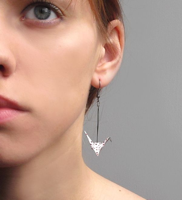 Origami, origami, origami crane!  ☛ the best by Maurice ☂