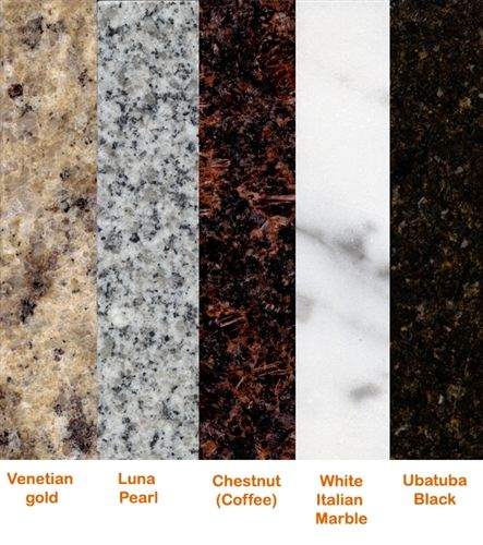Free Sample of Instant Granite - all colors | Instant
