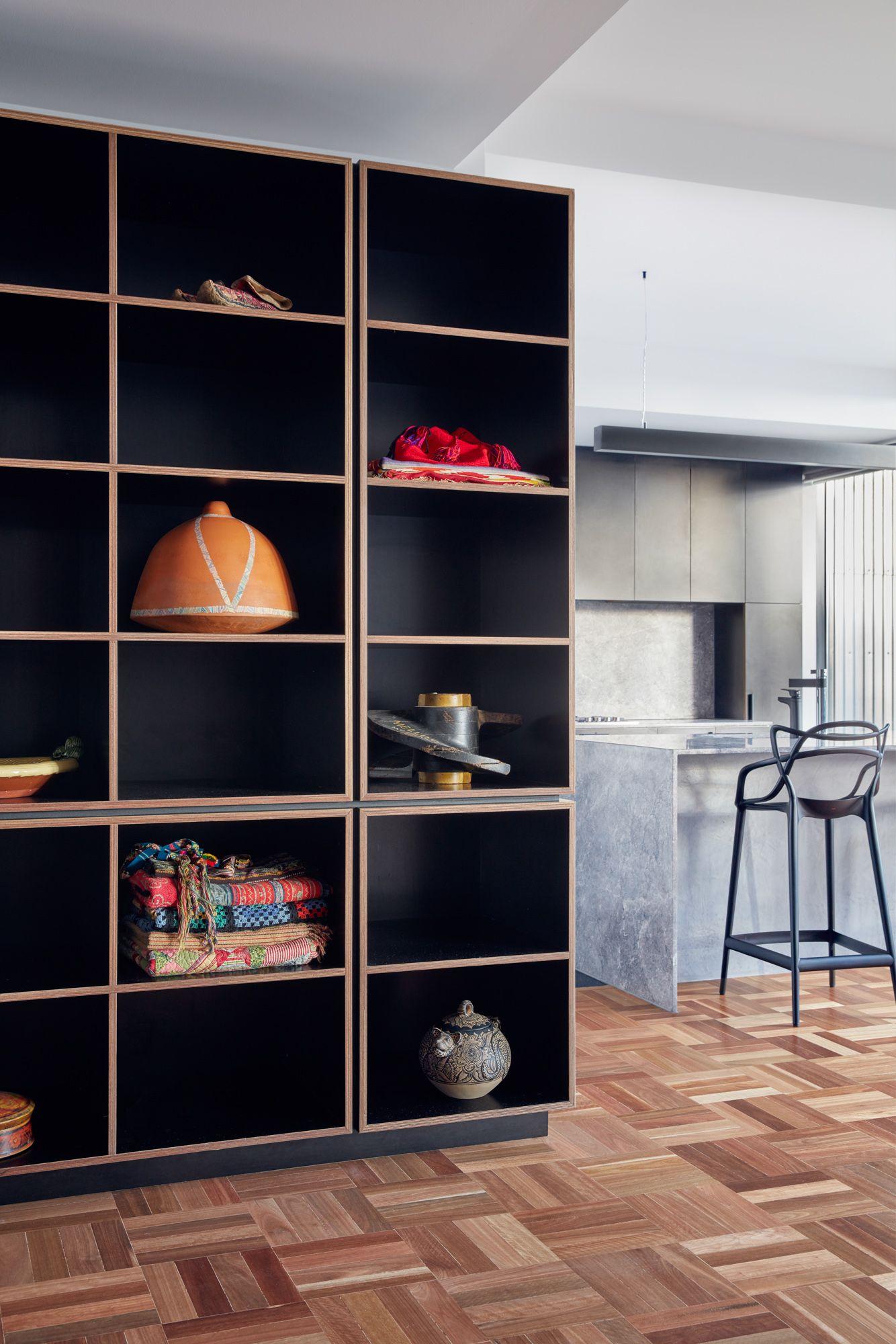 Gallery Of Queen Street Apartment By Alana Cooke Local Australian Architecture Interio Interior Architecture Design Diy Hanging Shelves Interior Architecture