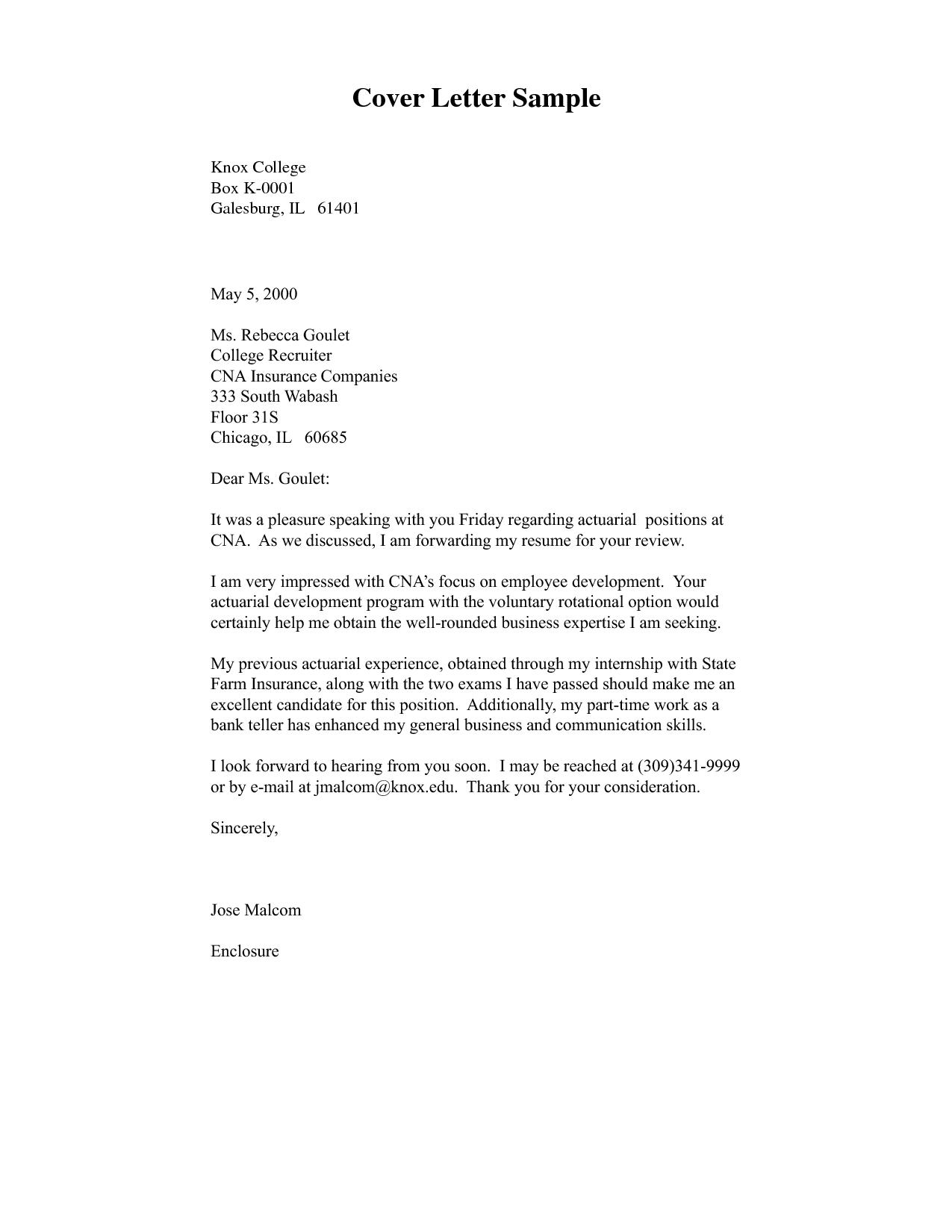College Nurse Cover Letter Social Media Strategist Sample Resume
