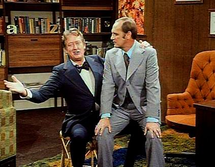 Image result for images of tom poston and bob newhart