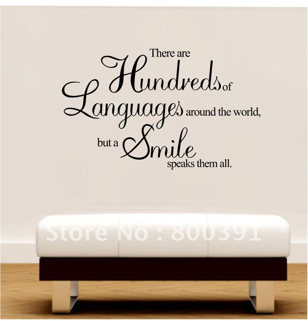 Pan wall decor pinteres for Best quotes for wall art