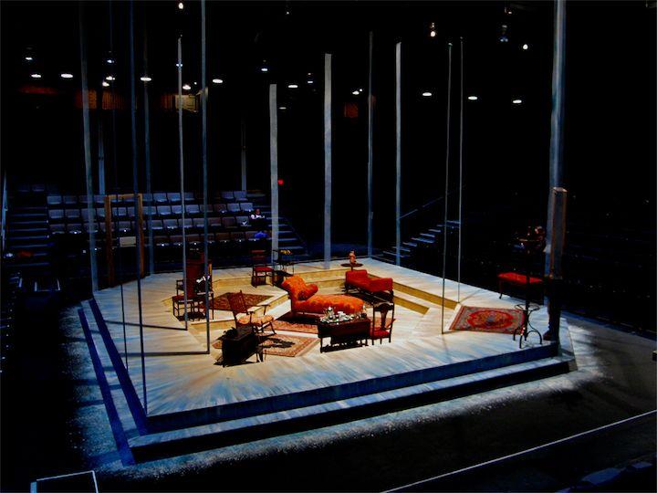 A Doll S House By Henrik Ibsen Set Design Chen Szu Feng Set