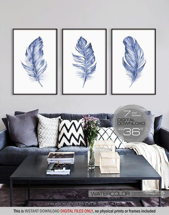 Extra Large Wall Art Bedroom Decor Living Room