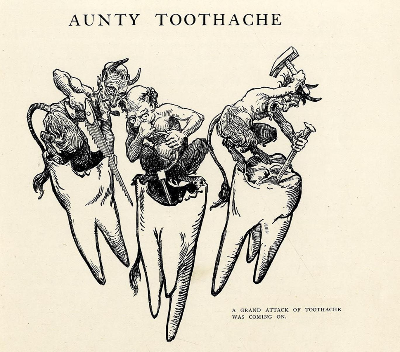 Image result for hans tegner toothache