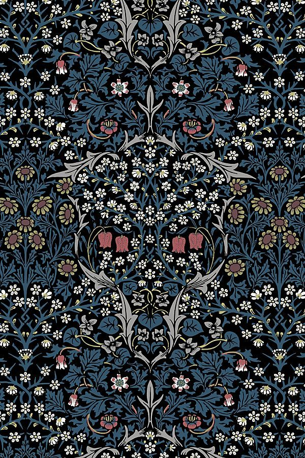 House of Hackney Blackthorn Wallpaper in 2020 William