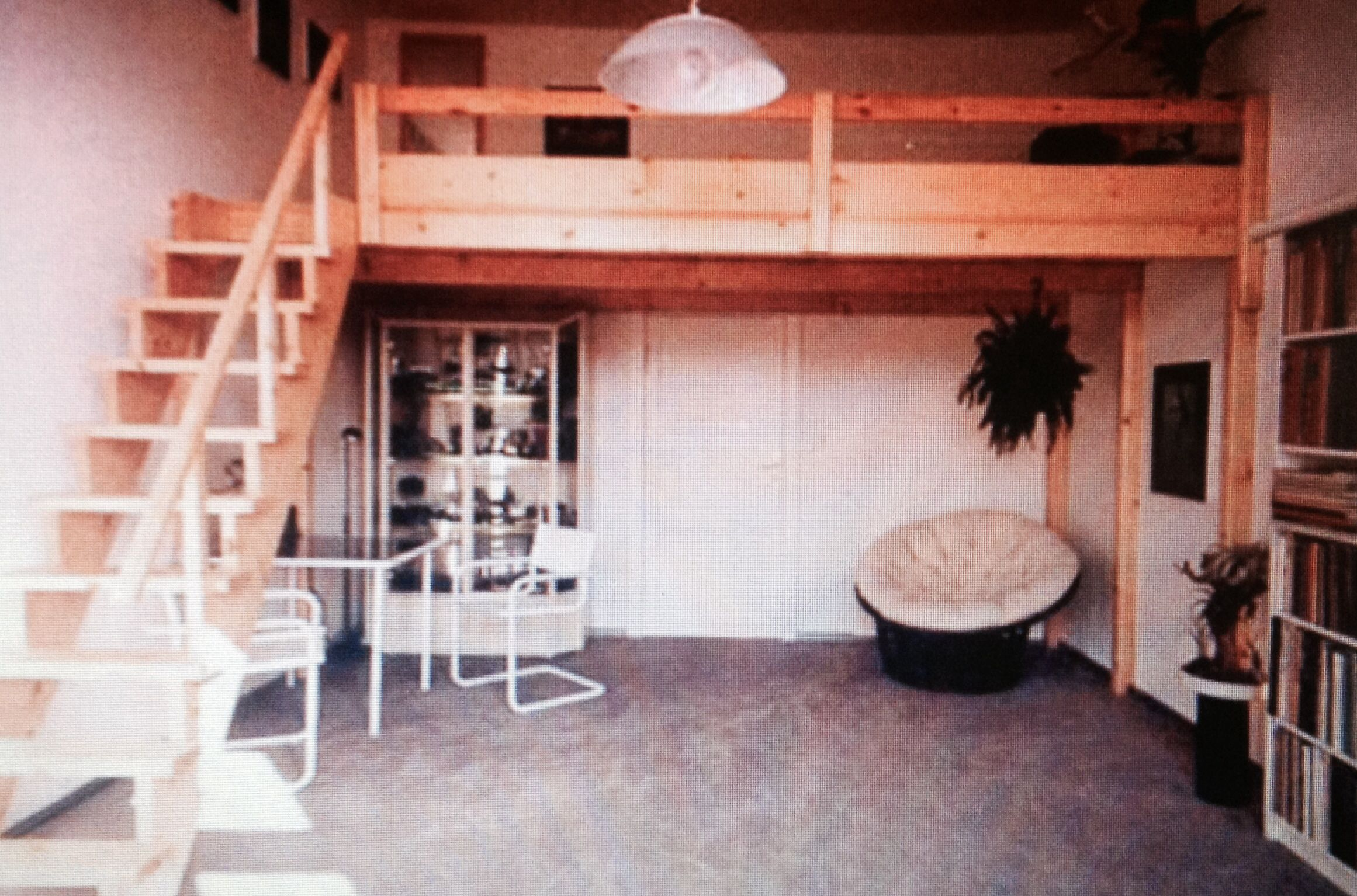 diy hochbett ideen kinderhochbett pinterest lofts loft room and mezzanine. Black Bedroom Furniture Sets. Home Design Ideas