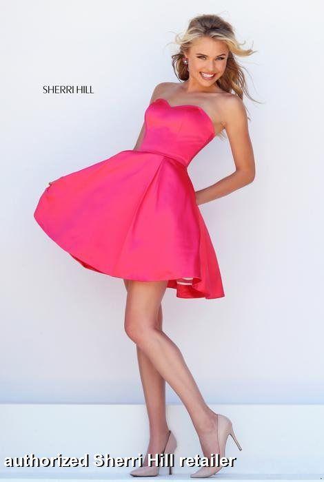 Sherri Hill   moda   Pinterest