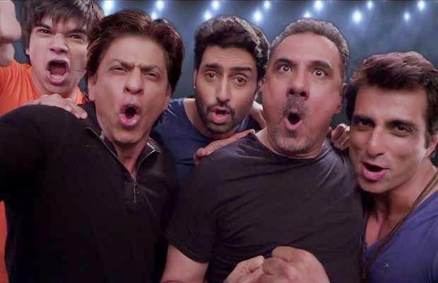 selfie lovers: Shah Rukh Selfie