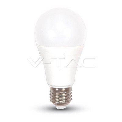 6 63 Lampadina Led 9w A60 E27 200 D Sensor Bianco Caldo Sku 4459 Vt Vt 2016 Lampadina Led 9w A60 E27 200 D Sensor Bianco Led Lampada Led E Luci