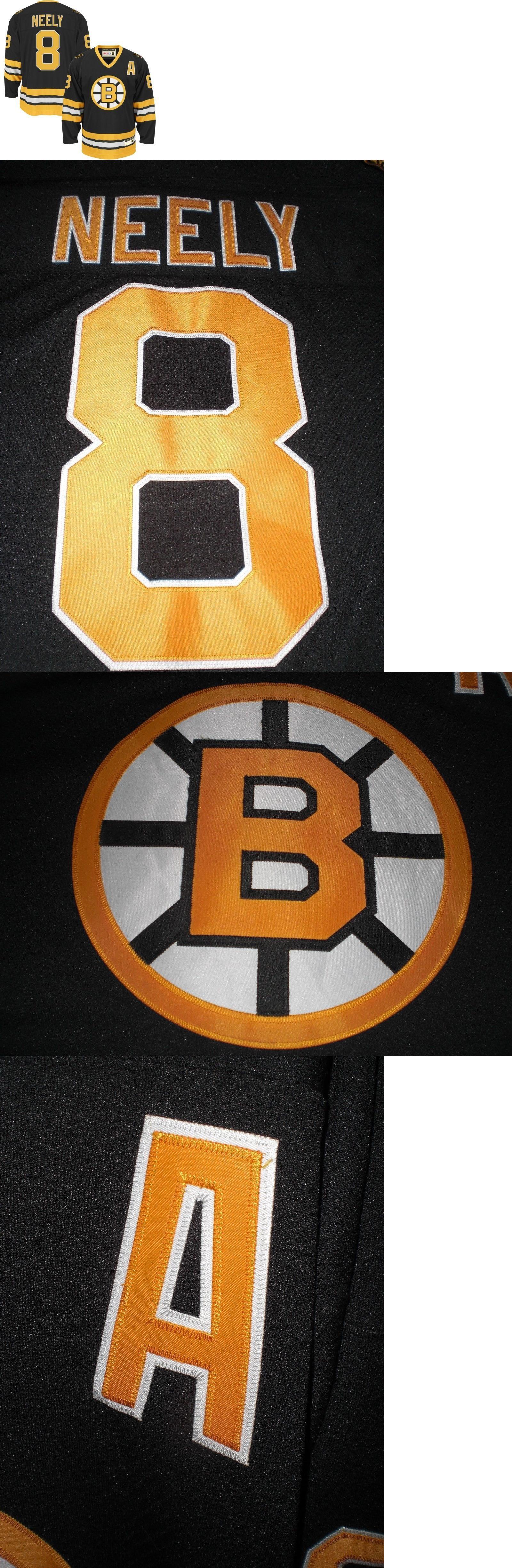... Hockey-NHL 24510 Cam Neely Ccm Boston Bruins Nhl Heroes Throwback Home  Black Jersey ... 10211bcfa