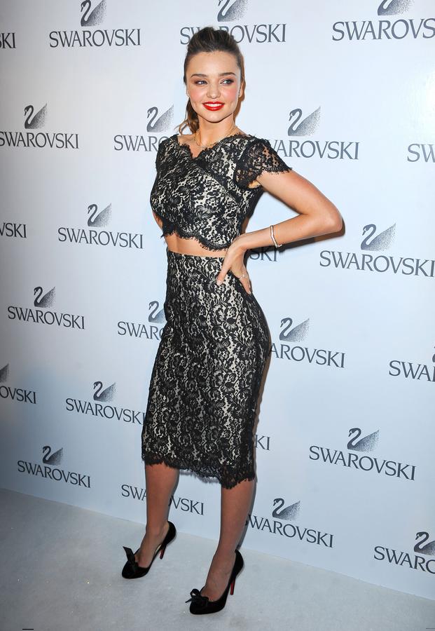 Wednesday 05/14/14 - Miranda Kerr arriving at the Swarovski Gala Dinner at Bennelong Restaurant at the Sydney Opera House in Sydney, Australia