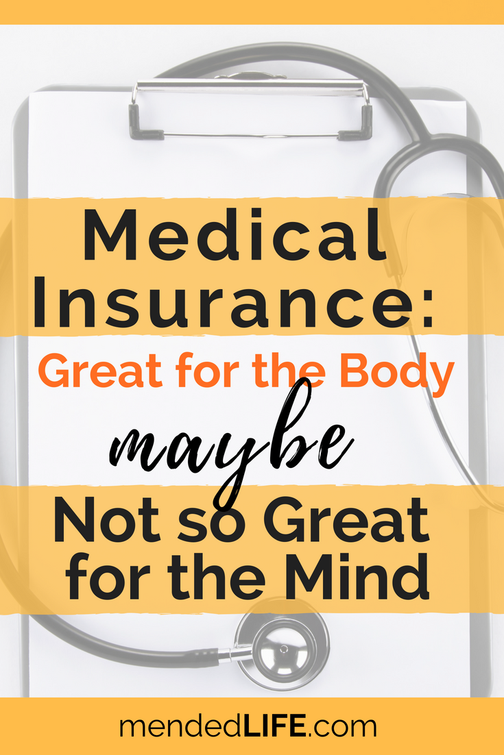 Should You Use Your Medical Insurance To Cover Mental Health