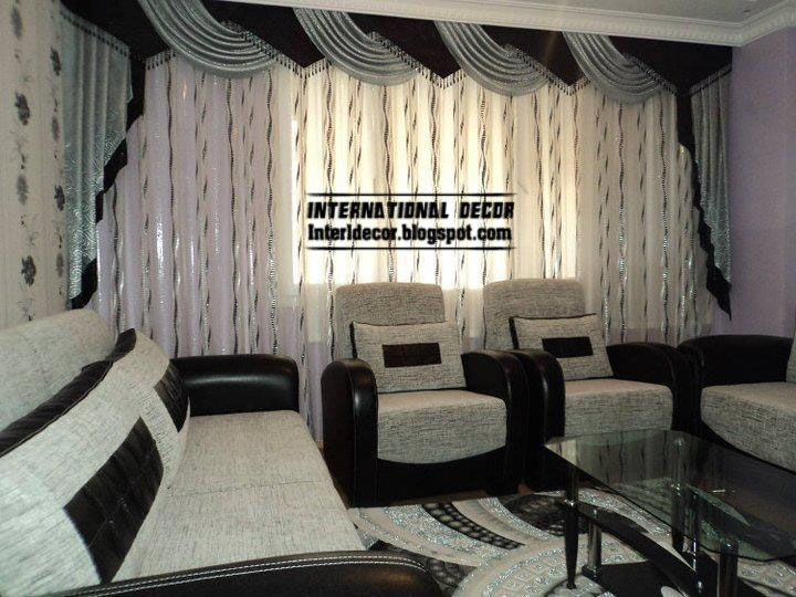 Curtains Catalog Designs, Styles, Colors For Living Room