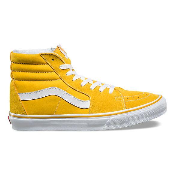 Suede Canvas SK8-Hi | Shop Shoes At