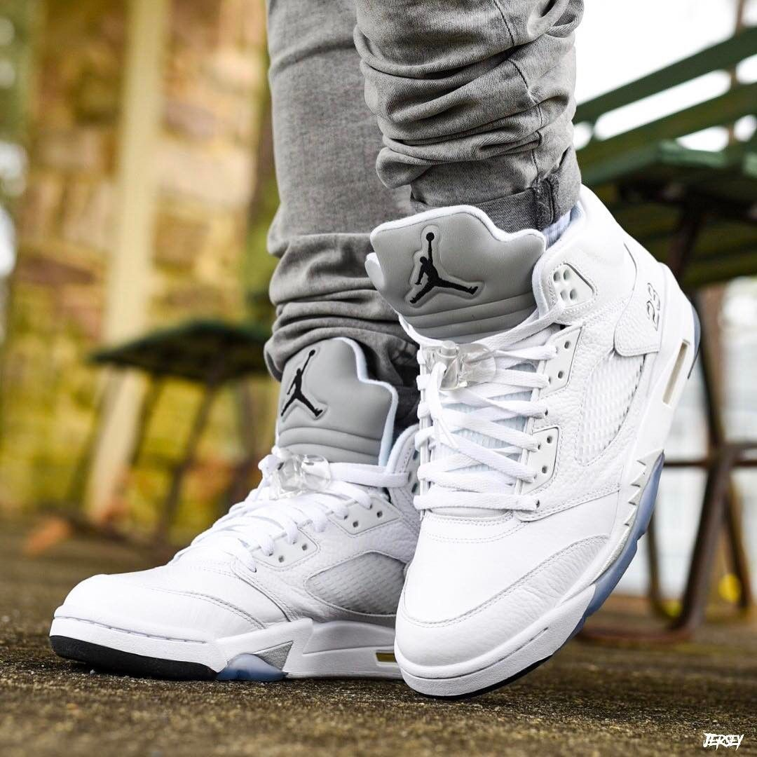 Air Jordan 5 Retro Ive had mine for two years, they still ...