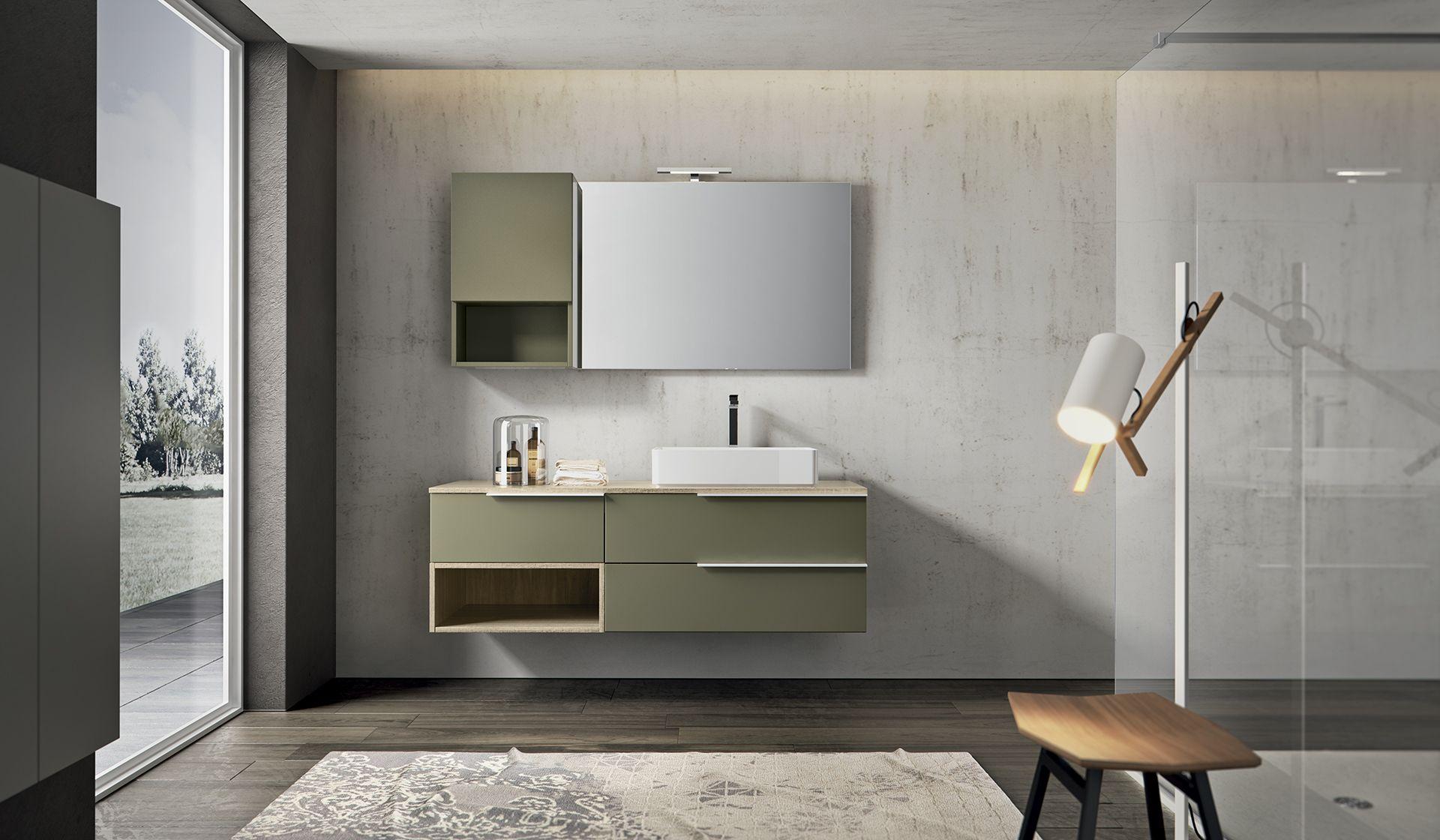 Design Bagno Moderno : Design bagno moderno kyros agoràgroup edoné design render