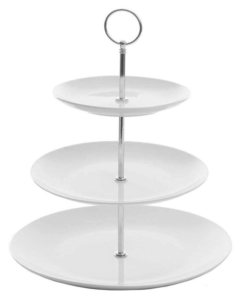 Best 3 Tier Cake Stands For Tea Time Afternoon Tea Stand 3 Tier Cake Stand Serving Trays Stand