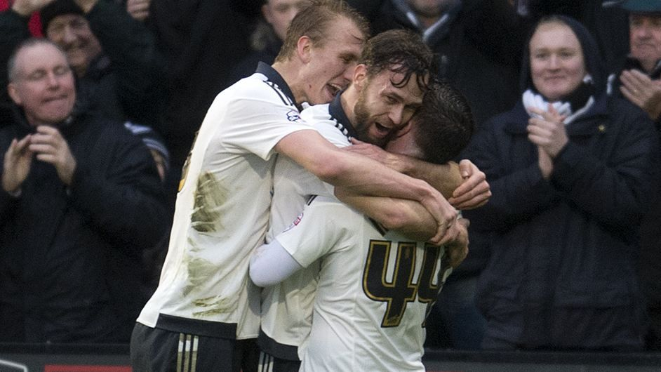 Happiness is a 3-0 win for Fulham, as Cairney scores twice and Madl gets his first Fulham goal. Fulham 3 Charlton 0