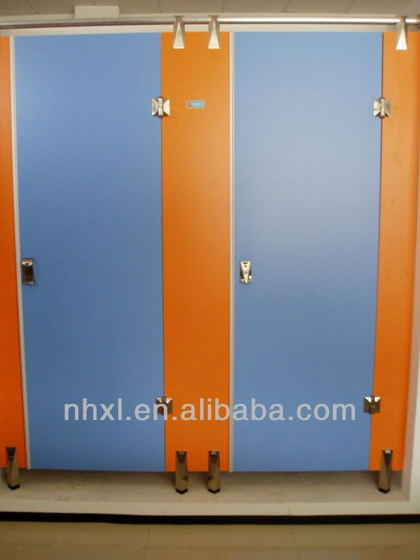 Toilet Cubicle Hardware Toilet Partition Accessories Huiya Series