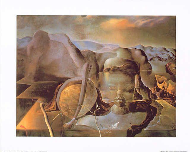 Salvador Dalí - Endloses Raetsel