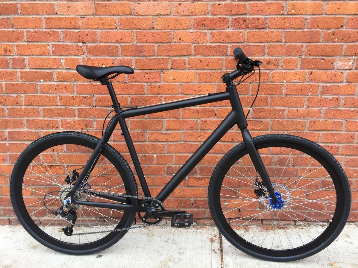 Photo of LHQ CX Disc 9 Speed Bicycle – Adventure Gravel Grinder Cyclocross MTB Road Bicyc…