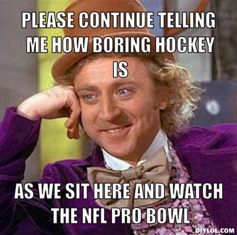 486e0d3ac16be0a6e403c9c15b80882d funny hockey memes wonka meme generator please continue telling,All The Things Meme Maker