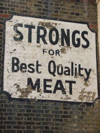 Writing Is On The Wall Britain S Ghost Signs Provide Faded Memories Of Our Consumer Past Old Signs How To Make Signs Business Signs