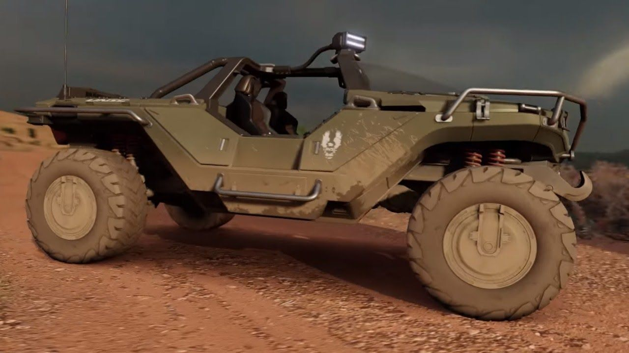 forza horizon 3 introducing halos warthog xbox