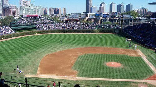Make Your Yard Look Like Wrigley Field Wrigley Field Field Yard