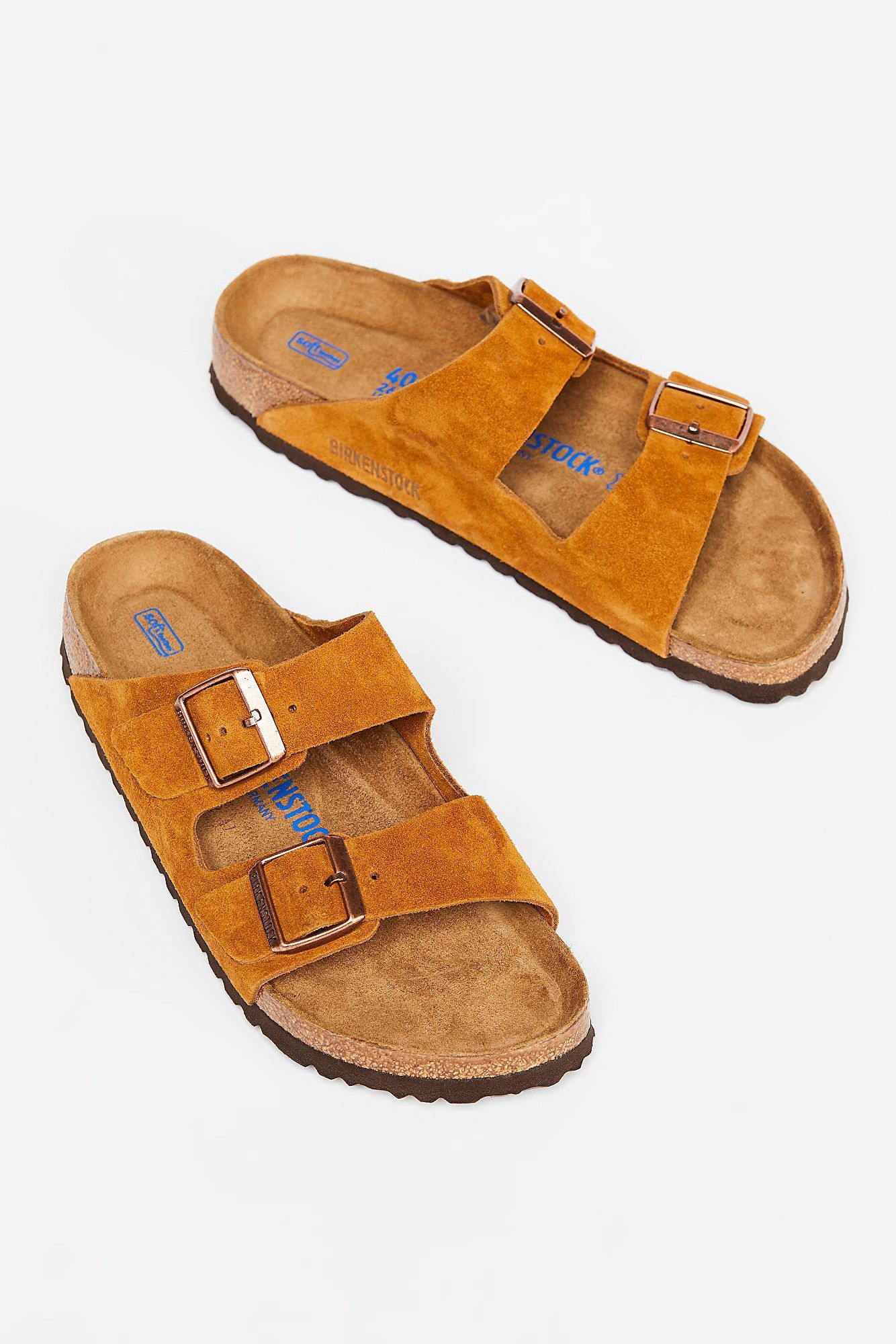 bad90c9a Free People Arizona Soft Footbed Birkenstock - Mink 36 Euro in 2019 ...