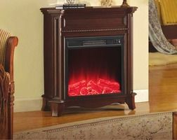 Petite Foyer Fireplace from Big Lots $199.99> | Electric ...