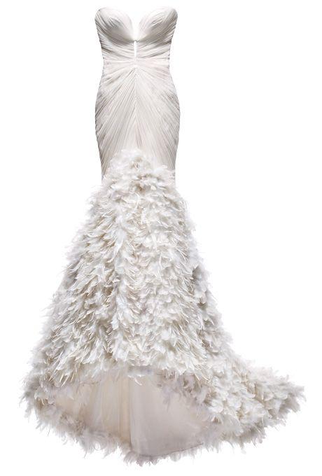 Wedding Style Inspiration: Feathers
