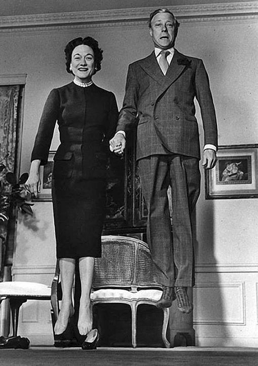 Fabulous loving couple..The Duke & Duchess of Windsor