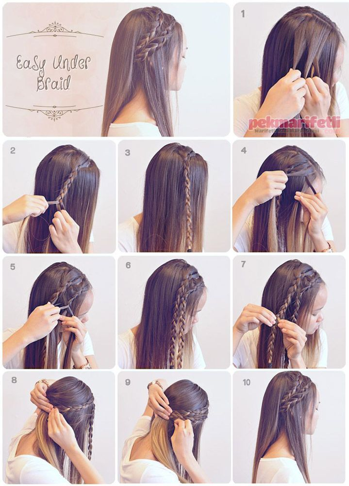 Photo of Braided hairstyle