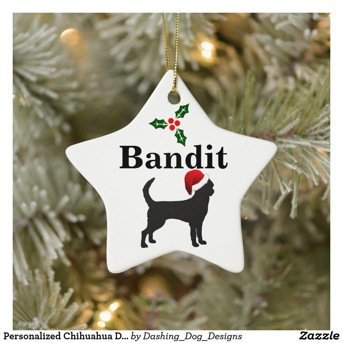 120 Chihuahua Christmas Ornaments Ideas Christmas Ornaments Chihuahua Ornaments