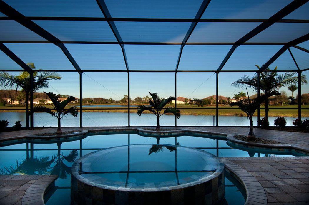 Afficher l 39 image d 39 origine piscine pinterest belle - Villa de luxe vacances miami j design ...