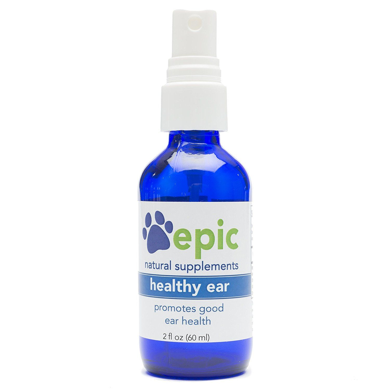 Healthy ear natural electrolyte odorless pet supplement