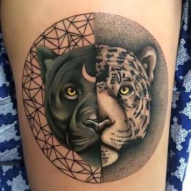 0754d00c726f1 385 Best Tattoo Ideas Ever | Best Tattoos Ever | Yin yang tattoos ...