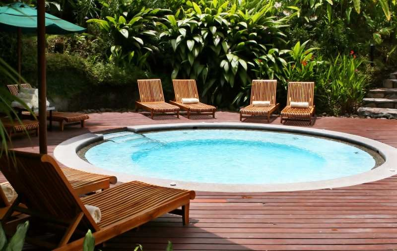 3m diameter circular in ground pool Google Search (With
