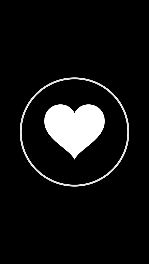 8 Free Black Instagram Story Highlight Covers Cherbear Creative Black And White Instagram Instagram Black Theme Instagram White