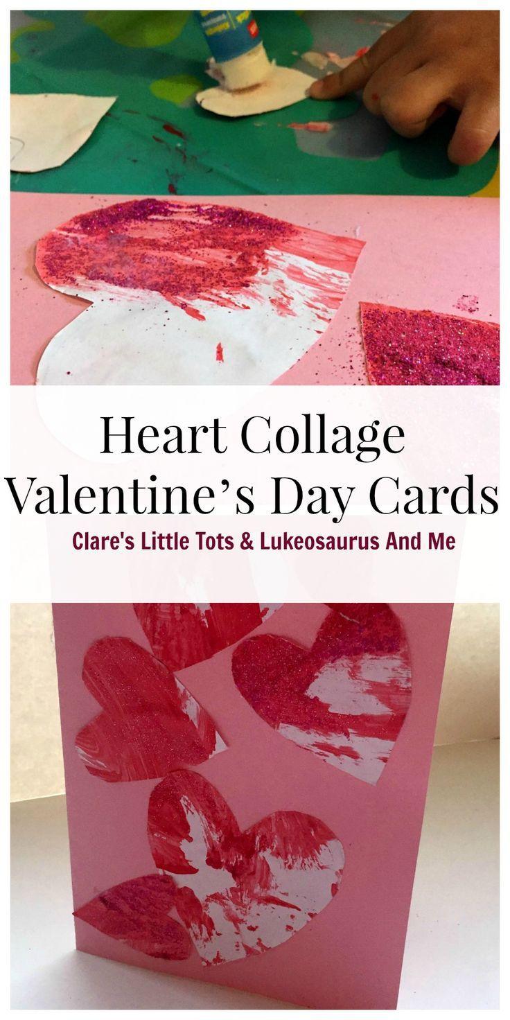 Valentines day cards for preschoolers and toddlers at http – Toddler Valentines Day Cards