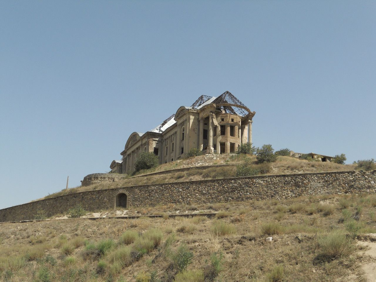 The Queens Palace - Kabul