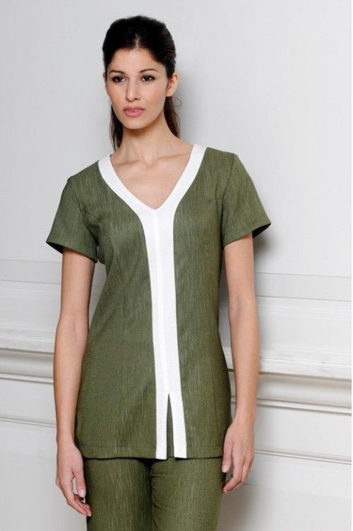 Spa uniform buscar con google uniformes y lenceria for Uniform design for spa