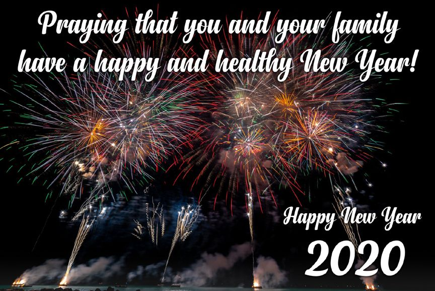Happy New Year Family And Friends 2020 Google Search Happy New Year 2020 Happy New Year Healthy Happy