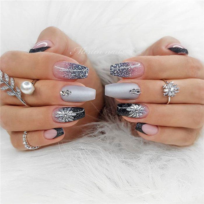 Gel Nails For Christmas 2019: 70+ Wedding Natural Gel Nails Design Ideas For Bride 2019