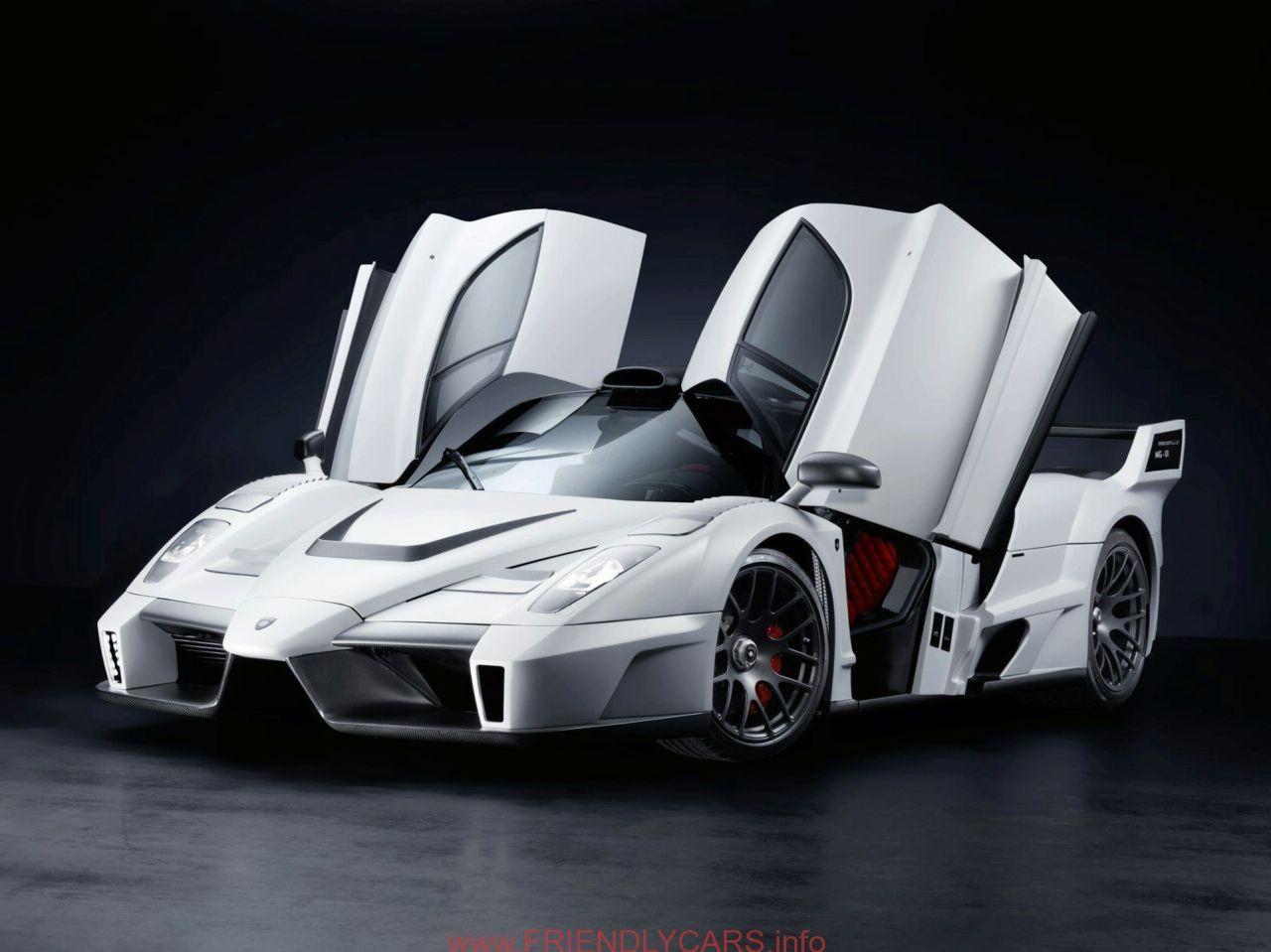 Cool Enzo Ferrari Car Black Car Images Hd White Ferrari Enzo