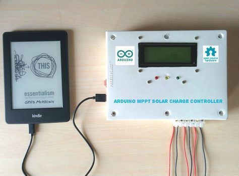ARDUINO MPPT SOLAR CHARGE CONTROLLER (Version-3.0 ...