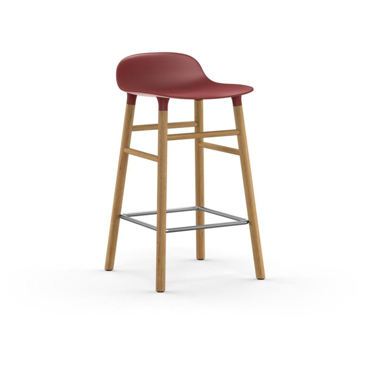 Normann Copenhagen Form Barstuhl Oak Jetzt bestellen unter: https ...